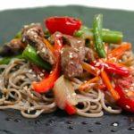 Блюда японской и китайской кухни позволят вам перенестись в Японию