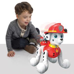 Интерактивная собака робот Zoomer