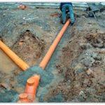 Строительство ливневой канализации своими руками