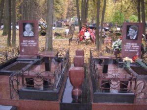 Памятник для могилы