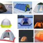 Как правильно выбрать палатку для зимней рыбалки?